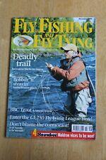 Fly Fishing and Fly Tying Magazine - November 2006