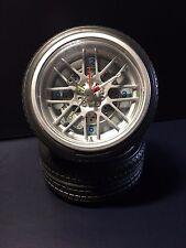 mini tire alarm clock (Silver)