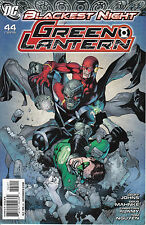 GREEN LANTERN 44...NM-...2009...Geoff Johns,Doug Mahnke!...Bargain!