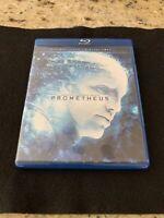 Prometheus (Blu-ray/DVD, 2012, 2-Disc Set, UltraViolet Includes Digital Copy...