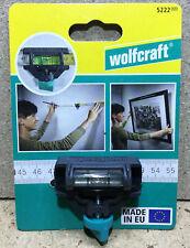 Wolfcraft Libelle für Zollstock Wasserwage  5222000
