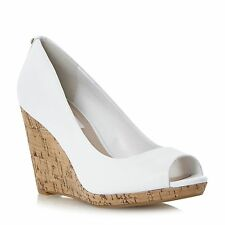 Dune Wedge Peep Toes for Women