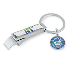 99811 PARRAMATTA EELS NRL HANDY BOTTLE OPENER KEYRING KEY RING W/ PENDANT
