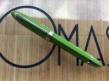 OMAS 360 MEZZO GREEN  ROLLER BALL *NEW CONDITION*