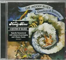 CD (NEU!) . MOODY BLUES - Question of Balance (dig.rem.+6 / Melancholy Man mkmbh