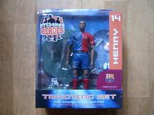 FTChamps Henry 14 - Figura de acción 17 cm. Serie Heroes - FC Barcelona