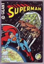 ! SUPERMAN GEANT N°13 en TRES BON ETAT !