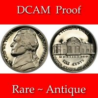 1974-S GEM Proof Jefferson Nickel ~ $2.75 MAXIMUM Shipping for ENTIRE ORDER!