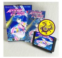 Arrow Flash 16 bit MD Game Card Boxed With Manual For Sega Mega Drive Genesis