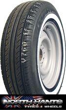 205/70x15 205X15 2057015 205/70/15 205/70 R15 Galaxy 28mm Whitewall Jaguar