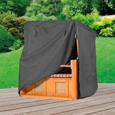 Housses de meubles extérieurs de jardin et de terrasse gris