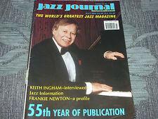 Jazz Journal  July  2002    Keith Ingham, Frankie Newton