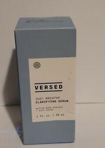 Versed Just Breathe Clarifying Serum -1oz