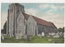 Herne Church Kent England Vintage Postcard Us051