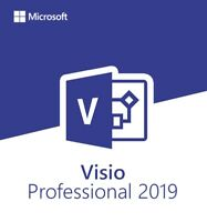 Microsoft VISIO Professional 2019 Pro 1 PC Activation Key Link Vollversion