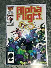 Alpha Flight 34 - High Grade Comic Book B10-104