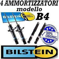 4 AMMORTIZZATORI BILSTEIN B4 BMW SERIE 3 E46 318D 320D 330D 320I ANCHE TOURING