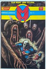 Miracleman (Eclipse 1985) #11,12,13,14 Alan Moore Totleben