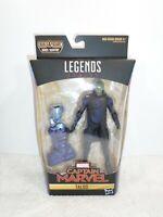 Hasbro Marvel Legends Captain Marvel Series Talos Action Figure Kree Sentry BAF