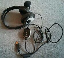 Microsoft LifeChat LX-3000 Nero / Grigio Cuffie e Microfono Auricolare Skype USB