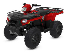 2020 Polaris Sportsman 570 Utility Package Fury Red