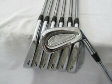 Used Cleveland Tour Action 3 Iron Set 3-P (Missing #6) Stiff Flex Steel Shafts