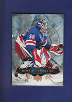 Henrik Lundqvist 2006-07 Upper Deck Artifacts Hockey #37