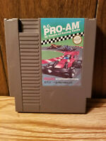 RC Pro-Am - Nintendo NES Game Authentic - Cart Only