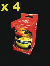 4 x Official HOLDEN car Stubby Can Holder Cooler  10.7 x 7cm  Brand New
