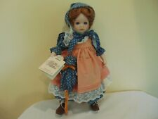 Liberty Doll By Pauline Bjonness-Jacobsen Ltd. Edition Coa No.836 Org. Box*C42