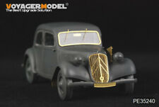 PE for Citroen Traction 11CV Staff Car (For TAM 35301),35240, VOYAGERMODEL 1/35