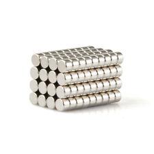 50Pcs Strong N35 Neodymium Magnets Rare Earth Round Disc Fridge Craft 3x2mm CT07