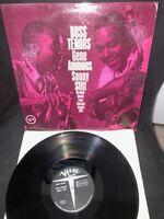 Boss Tenors - Gene Ammons and Sonny Stitt - Verve Records V-8426, 1962, Vinyl LP