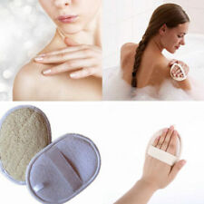 Natural Loofah Luffa Bath Shower Sponge Spa Body Scrubber Exfoliator Washing Pad
