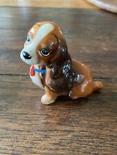 Vintage Disney Japan Ceramic Lady From Lady And The Tramp Figurine 4�