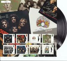 GB 2020 QUEEN ALBUM COVERS FAN STAMP SHEET LIMITED EDITION OF 5000 HARD TO FIND