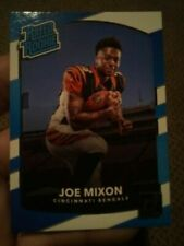 2017 Donruss Football Joe Mixon Rated Rookie