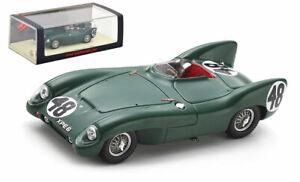 Spark S4397 Lotus IX #48 Le Mans 1955 - Chapman/Fockhart 1/43 Scale