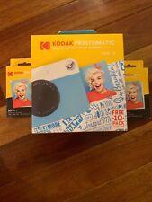 Kodak Printomatic 10MP Digital Camera - Blue With 3 X 20 Sheet Packs