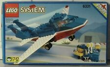 Lego Classic Town Airport 6331 PATRIOT JET New Sealed HTF