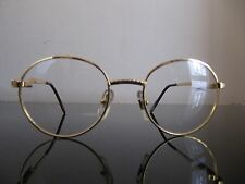 AUTHENTIC VINTAGE HILTON 24K 025 EXCLUSIVE CARTIER CAZAL FRAME NEW OLD STOCK