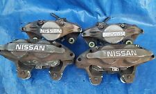 Nissan 300ZX Turbo TT 240SX S13 S14 4 Piston BIG Brake Caliper Upgrade *30mm*#2