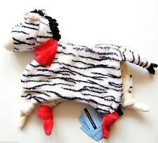 Schmusetuch Zebra Sterntaler NEU m.E Medium Rasselkopf Kuscheltuch ab 0M+ 373239