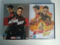 Ant-man and the Wasp DVD Marvel with 10th Anniversary Limited Edition Sleeve