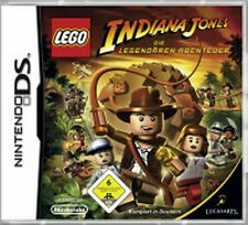 NINTENDO DS LEGO INDIANA JONES Legendäre Abenteuer Neuwertig