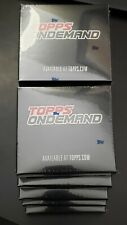 10-Pack Lot - 2020 BOWMAN TOPPS MLS SOCCER BOX FACTORY SEALED NEW Aaronson