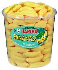 Haribo Bananas, Schaumzucker,150 Stück (5,03EUR/1kg)