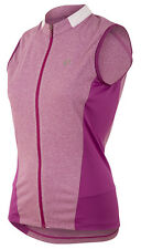 Pearl Izumi Women's Select Escape SL Sleeveless Bike Jersey Purple Wine Medium