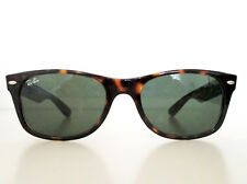 RAY- BAN Unisex Sunglasses Mod: RB2132 +New WAYFARER+Brown+ITALY+CASE+NEW+