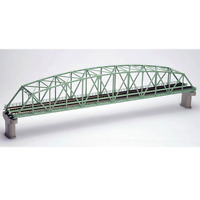 Tomix 3222 Pont Voie Double / Double Track Truss Bridge 560mm - N